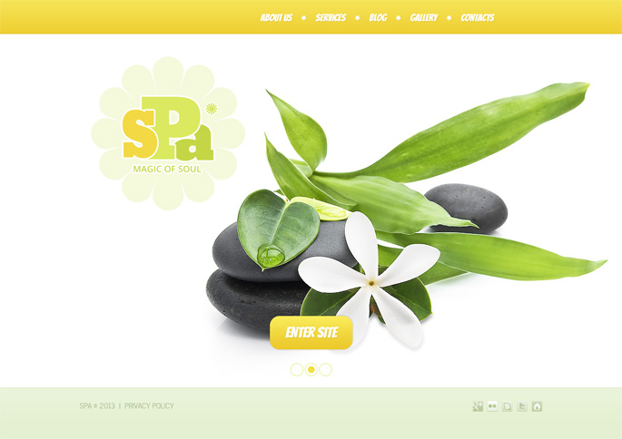 Wordpress themes for beauty salons
